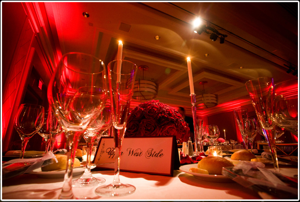 Long Island Wedding Event Lighting Services